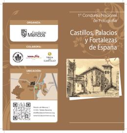 Folleto 1er Concurso Fotográfico Fundación Mencos