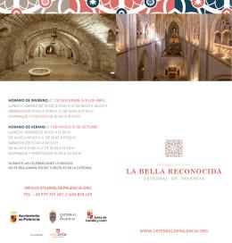 Descargar Folleto - Catedral de Palencia