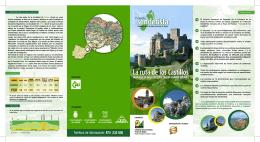 folleto joan marcha - Club Vasco de Camping