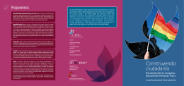 folleto UTRU