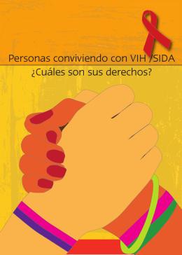 Personas conviviendo con VIH /SIDA ¿Cuáles son sus derechos?
