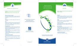 folleto nutricion - Alimentos Argentinos
