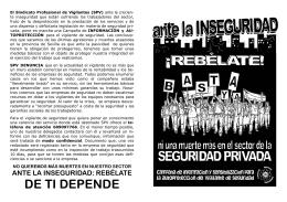 FOLLETO SPV de AUTOPROTECCION.pub