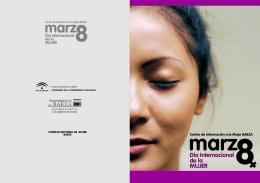 folleto 8 de marzo