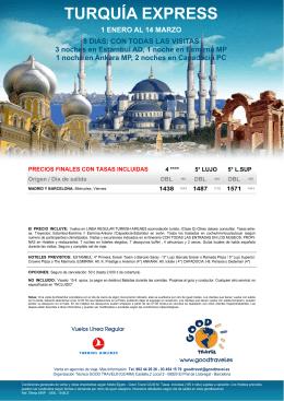 Turquia1 Nov a 14 de Marzo 2011 nuevo diseño