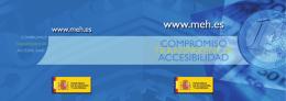 Folleto Portal MEH - Ministerio de Hacienda y Administraciones
