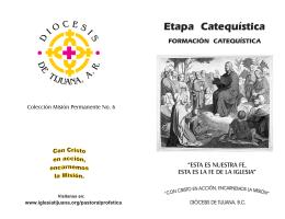 Folleto Colección Misión Permanente No 6.