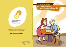 de dependencia - Gobierno de Aragón