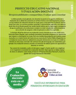 folleto 05 EVALUACION.indd - Ministerio de Educación Nacional