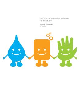 Día Mundial del Lavado de Manos 15 de octubre
