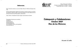 Para ver el Folleto elaborado por las OMP de Costa Rica (pdf 9mb)