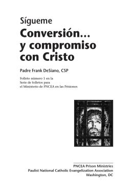 Conversión… - Paulist Evangelization Ministries