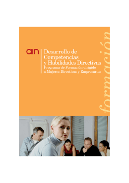 Folleto Habilidades Directivas Empresarias.FH11