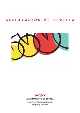 Declaracion Sevilla