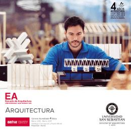 Arquitectura y Arte - Universidad San Sebastián