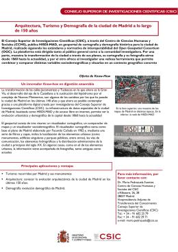 Folleto Oferta Tecnologica (Espaol)