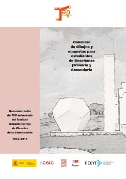 Folleto Concurso D.indd - Instituto de Ciencias de la Construcción
