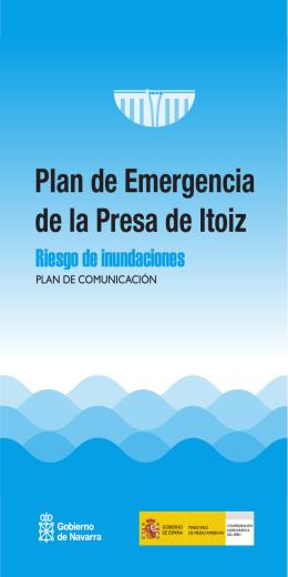 Plan de Emergencia de la Presa de Itoiz