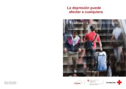 Cualquier persona puede sufrir una depresión