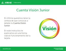 Folleto Cuenta Visión Jr 11 05 12