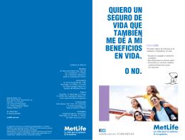 Descarga aquí el folleto de MetaLife