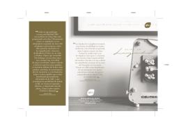 """folleto informativo """"Dejar un legado"""""""