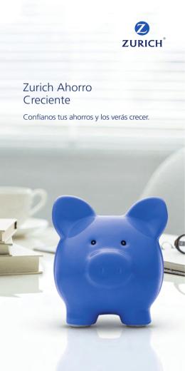 Folleto del seguro de ahorro periódico