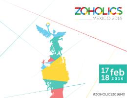 descargar folleto - Zoholics México 2016