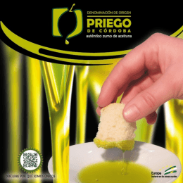 Descargar folleto corporativo - Aceites DOP Priego de Cordoba
