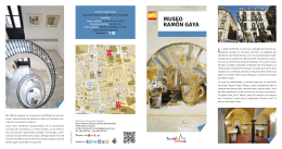 MUSEO RAMÓN GAYA - Turismo de Murcia