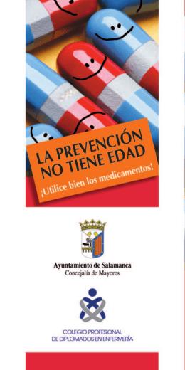 folleto medicamentos FILMAR