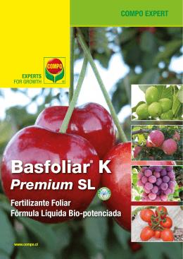 Basfoliar® K - COMPO EXPERT