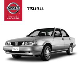 Tsuru - Nissan Mexicana