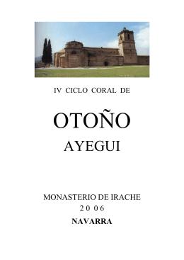 folleto IV Ciclo coral de Ayegui[1]