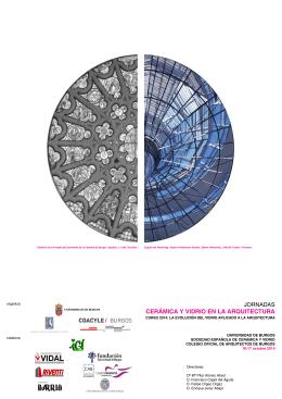 CERAMICA Y VIDRIO_2014_Cartel+Folleto:A2.qxd