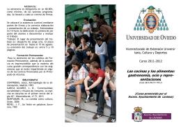 folleto verano 2012