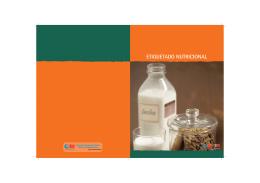 El etiquetado nutricional (Comunidad de Madrid)