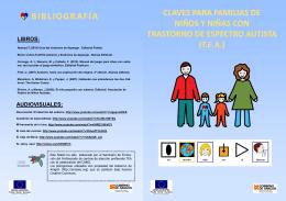Claves familias TEA - Asociación Asperger Aragón