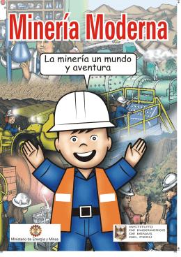 Minería Moderna - Instituto de Ingenieros de Minas del Perú