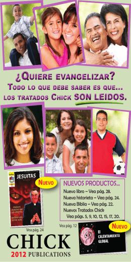 nuevo - Chick Publications