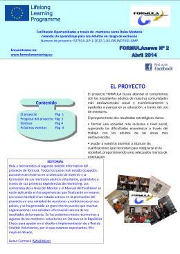 2nd Newsletter español def