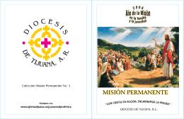 Folleto Colección Misión Permanente No 3.