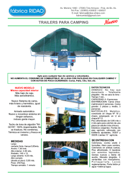 Descarga folleto trailers para camping