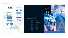 AENOR folleto certificación proyectos y sistemas i+d+i