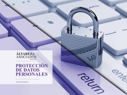 Descargar folleto de Protección de Datos Personales.