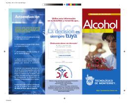 ALCOHOL AB - Tecnológico de Monterrey