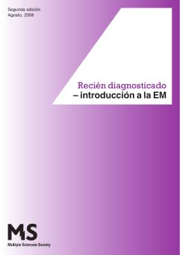 introducción a la EM - Multiple Sclerosis Society