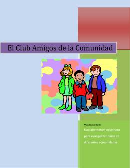El Club Amigos de la Comunidad