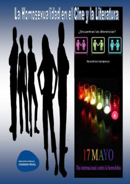 Descargar folleto La homosexualidad en el cine y la literatura