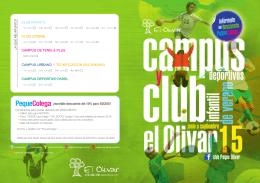 folleto generico2015 - Estadio Miralbueno El Olivar